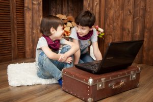 how to start a blog for kids