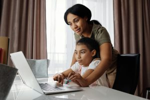 how to make a blog for kids