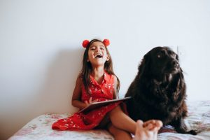 how to make a blog site for kids