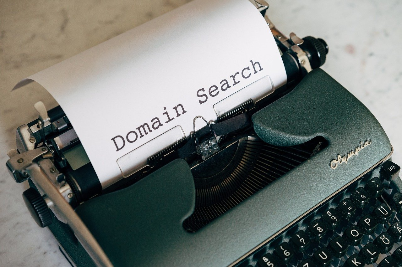 what is a website domain