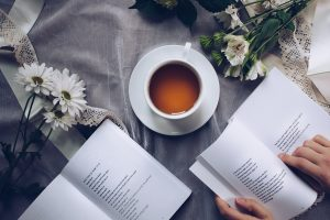 how to start a poetry blog